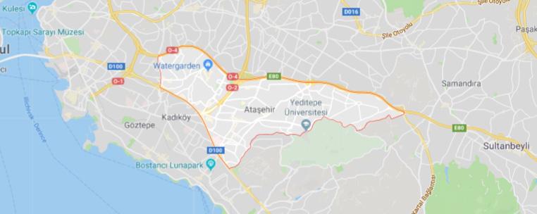 Ataşehir Gömme Rezervuar Servisi